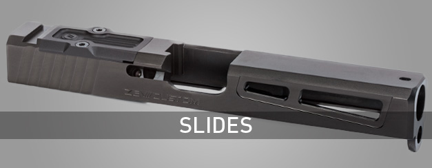 glock slide upgrades by Zev Technologies