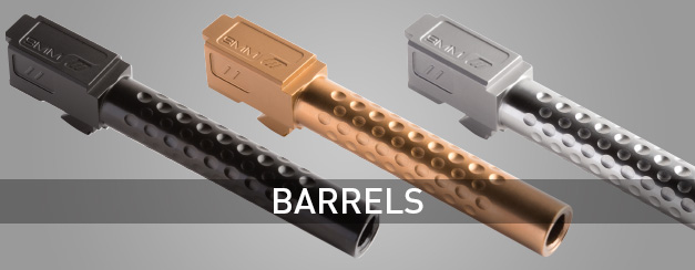 Custom Barrels for Glock Pistols by Zev Technologies