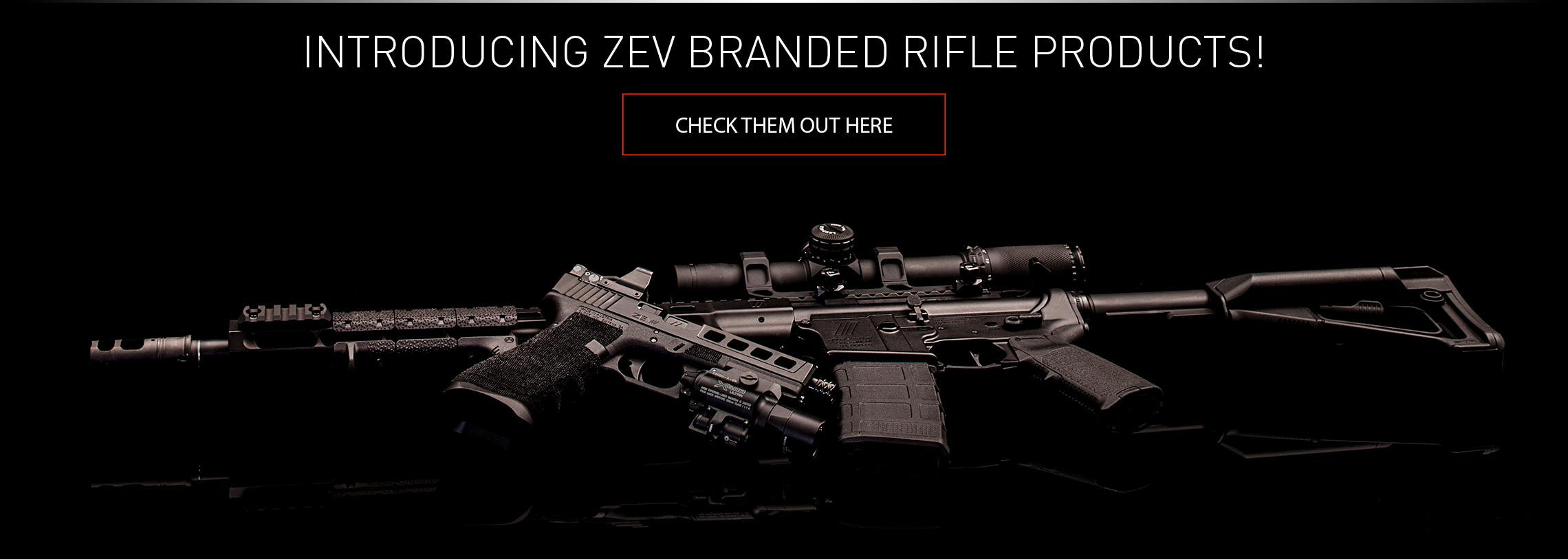 ZEV Technologies NEW Rifle Products