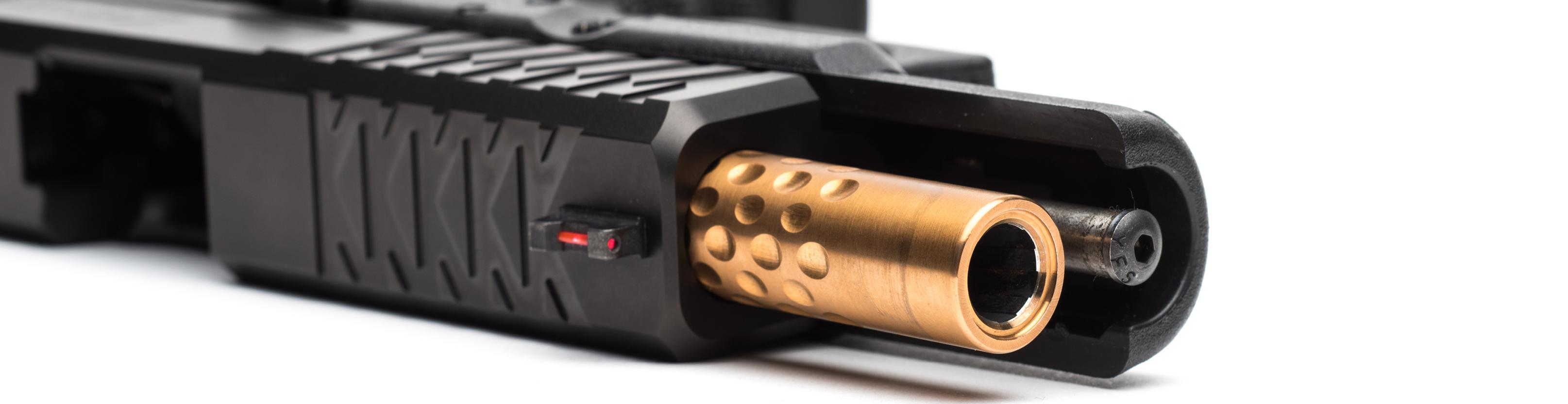 Barrels - Competition Glock Barrels | Zev Technologies