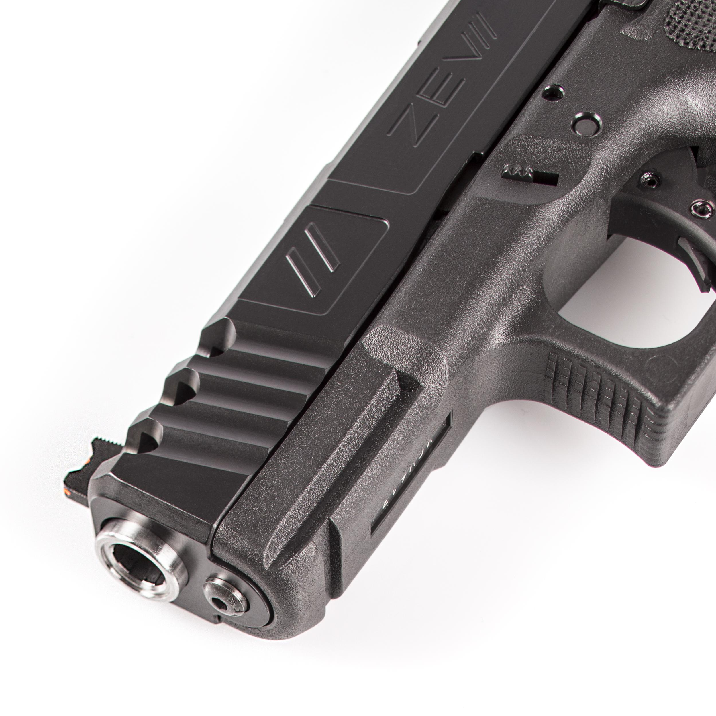 Premium Glock Stainless Steel Slide Upgrades | ZEV Technologies